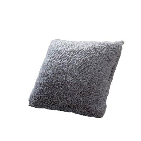 Faux Fur Fleece Cushion Cover-A142