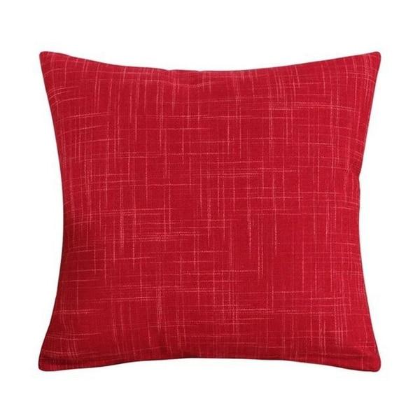 Pillowcase Simple Plain Decorative Cushion Cover Home Decoration-A270