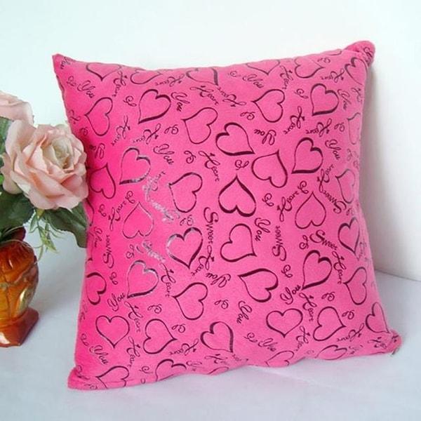 Office Decora Back Throw Sofa Cushion Cover-A200