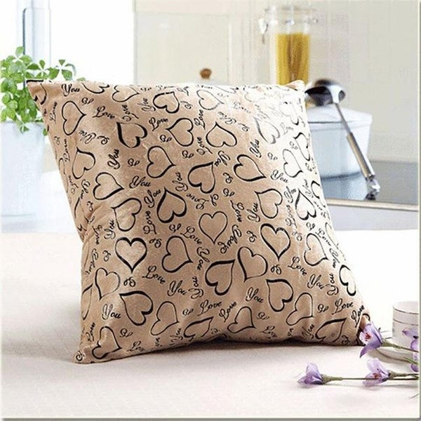 Office Decora Back Throw Sofa Cushion Cover-A199
