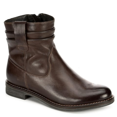 Michael By Michael Shannon Womens Side Zip Slouch Ankle Boots by  Wonderful