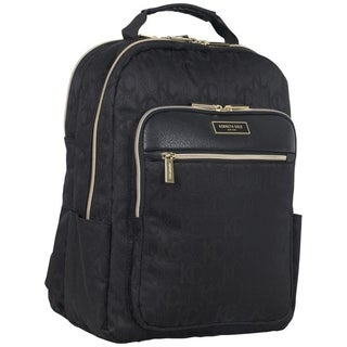 Kenneth Cole 'KC Street Pack' Hi-Density Jacquard Dual Compartment 15in Laptop & Tablet Backpack