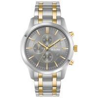 Bulova Men's 98B309 Two-tone Chronograph Bracelet Watch