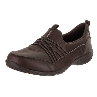 Skechers Women's Empress - Let's Be Real - Wide Fit Slip-On Shoe