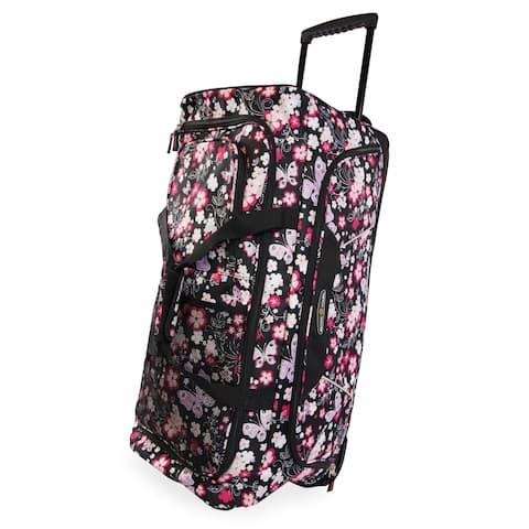 Pacific Coast 32-inch Rolling Duffel Bag