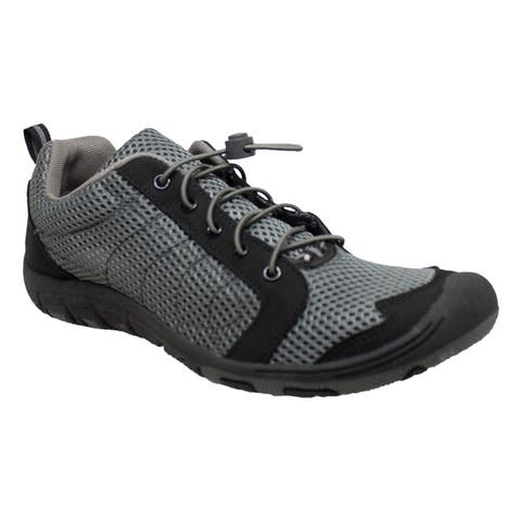 Men's Speed Lace Sandwich Mesh Rocsoc Grey/Black