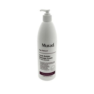 Murad Youth Builder 16.9-ounce Massage Cream for Face and Body
