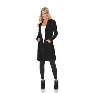 White Mark Womens North Cardigan