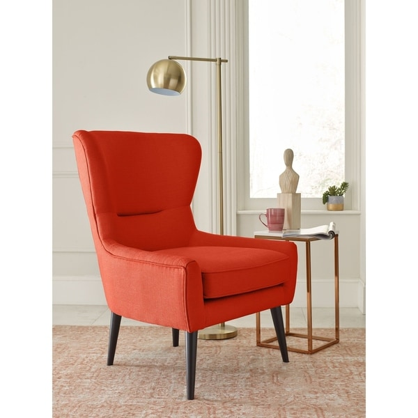 Tommy Hilfiger Auburn Wingback Chair. Opens flyout.
