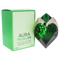 Thierry Mugler Aura Women's 3.-ounce Eau de Parfum Spray Refillable