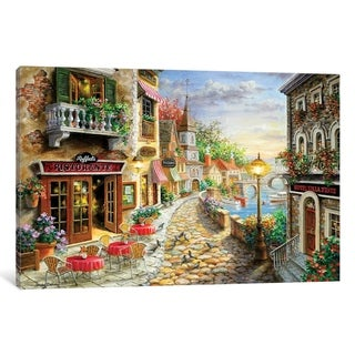 iCanvas ''Invitation To Dine'' by Nicky Boehme