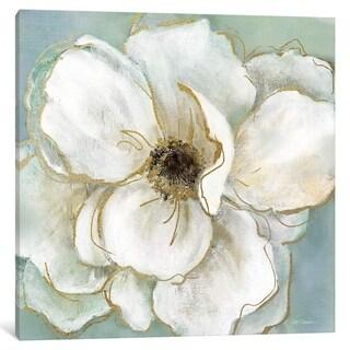 iCanvas ''Soft Teal Splendor II'' by Carol Robinson