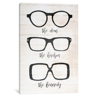 iCanvas ''Specs'' by Front Porch Pickins