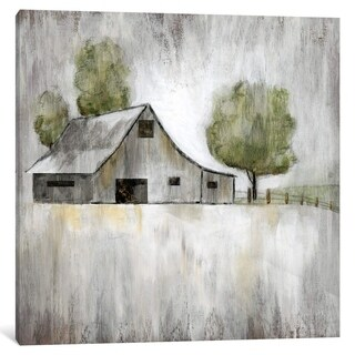 iCanvas ''Weathered Barn'' by Nan