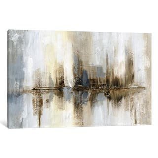 iCanvas ''Harbor Lights'' by Nan