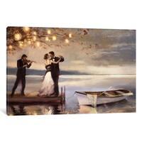 iCanvas ''Twilight Romance'' by Steve Henderson