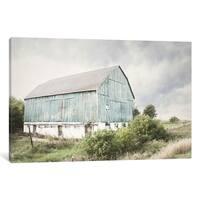 iCanvas ''Late Summer Barn I'' by Elizabeth Urquhart