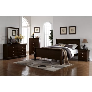Ocala Louis Philippe 5PC Bedroom Set by Greyson Living