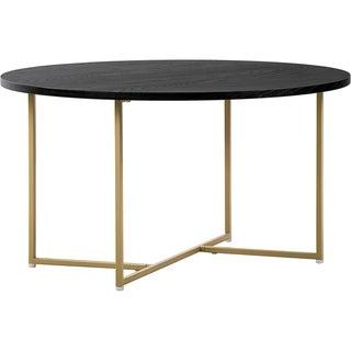 Elle Decor Ines Round Coffee Table