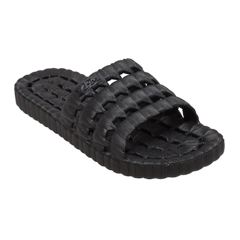 Men's Relax Sandal Black