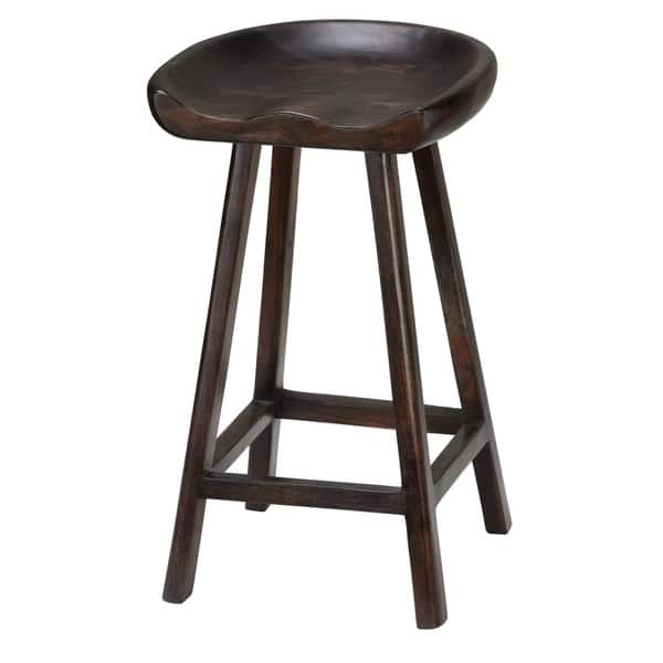 Phenomenal Bare Decor Lucy Wooden Counter Stool 26 Pdpeps Interior Chair Design Pdpepsorg
