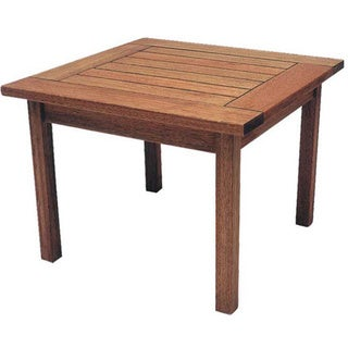 Havenside Home Tottenville Eucalyptus Side Table - 1 Piece