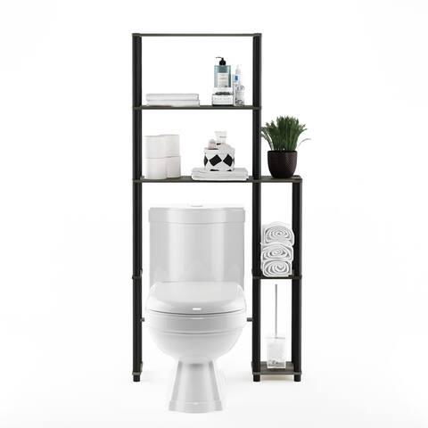 Porch & Den Longfellow 5-shelf Toilet Space Saver