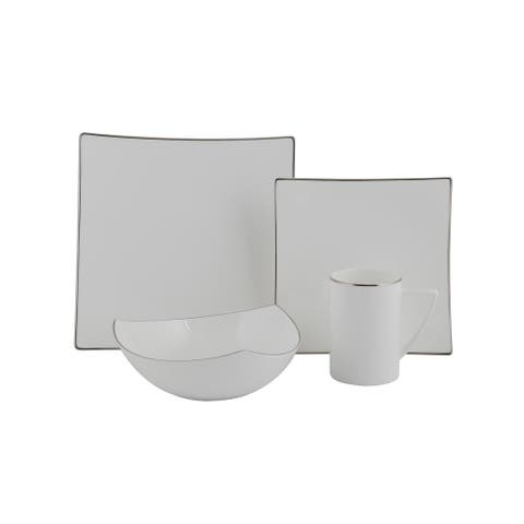 Extreme Platinum 4Pc Place Setting