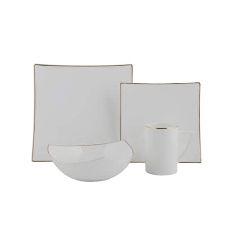 Extreme Gold 4Pc Place Setting