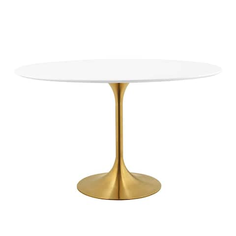 """Lippa 48"""" Oval Dining Table"""