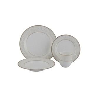 Oriental Amari 4Pc Place Setting - bone china