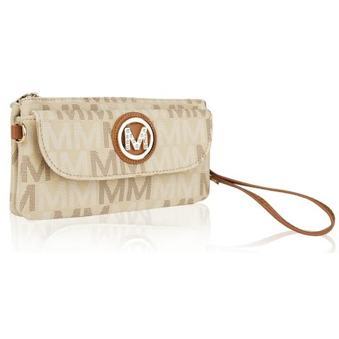 MKF Collection Madelyn Milan M Signature Crossbody by Mia K.