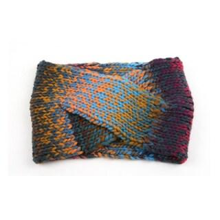 Winter Crochet Knit Headwrap Headband Ear warmer 907HB