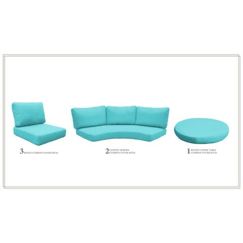 High Back Cushion Set for LAGUNA-08e