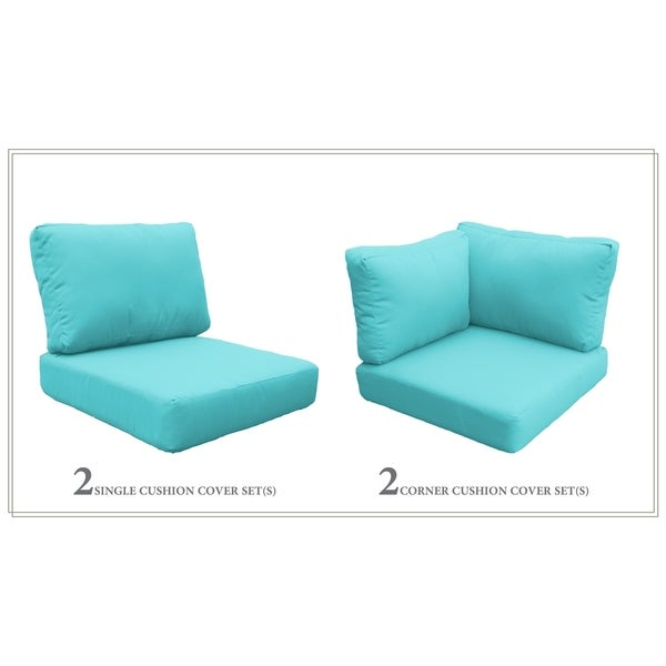 High Back Cushion Set For Florence 06d Free Shipping Today 25443645