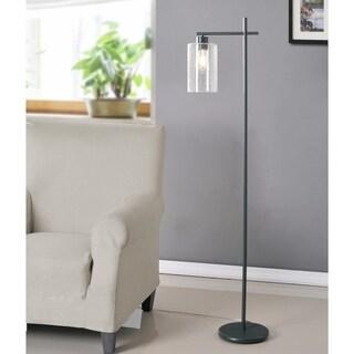 Byron Graphite 60 Inch Floor Lamp