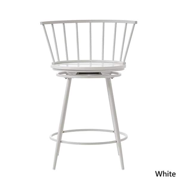 Peachy Shop Olix Windsor Swivel Counter Stools With Low Back Set Unemploymentrelief Wooden Chair Designs For Living Room Unemploymentrelieforg