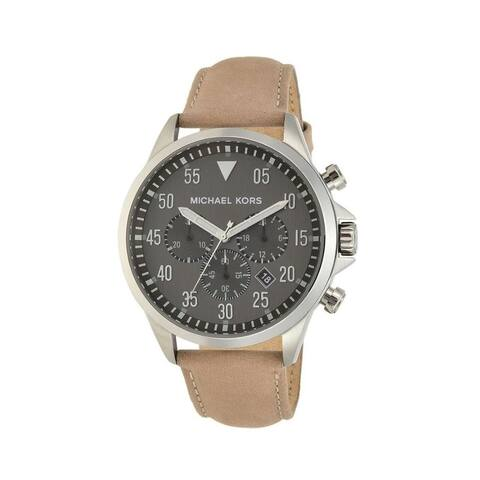Michael Kors Men's Black Dial Watch - MK8616
