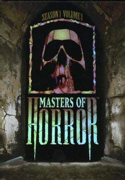 Masters Of Horror: Season One Box Set Vol. One (DVD)