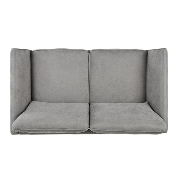 Admirable Shop Gia Low Profile Loveseat By Inspire Q Classic On Sale Short Links Chair Design For Home Short Linksinfo