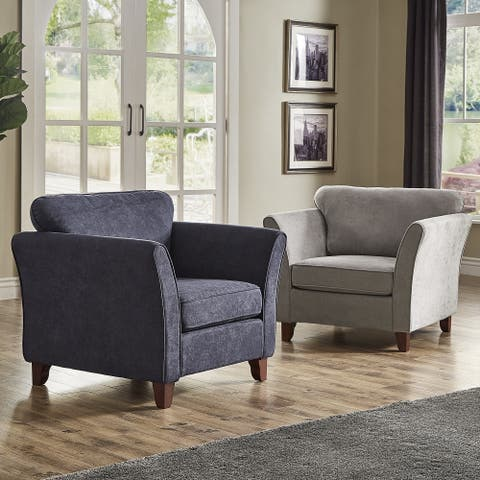 Pleasing Accent Chairs Shop Online At Overstock Home Interior And Landscaping Thycampuscom