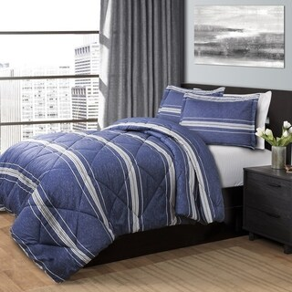 Lush Decor Marlton Stripe Comforter Set