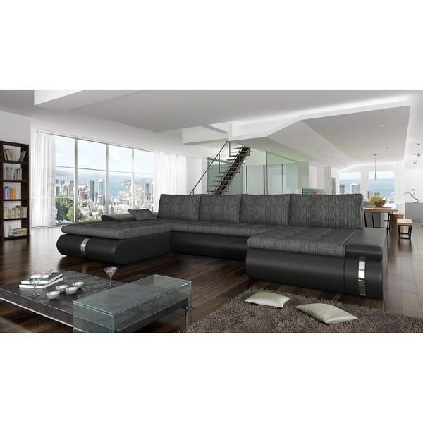 FADO LUX Sleeper Sectional Universal Corner