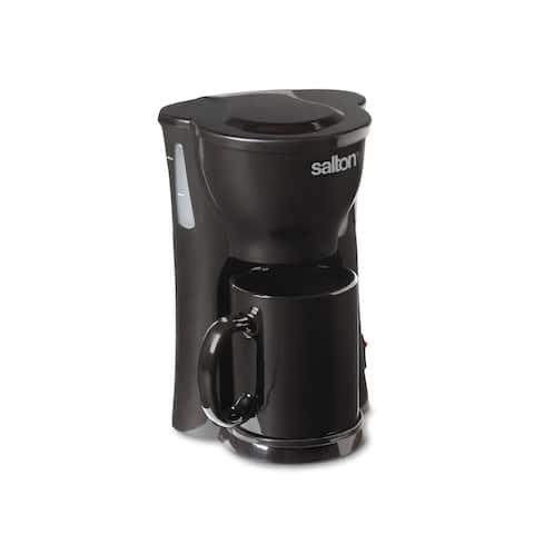 Salton Space Saving 1 cup Coffee Maker