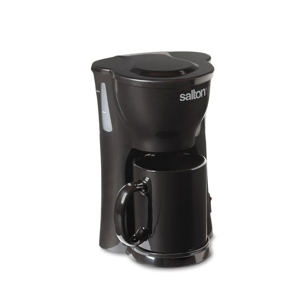 Salton Space Saving 1 cup Coffee Maker