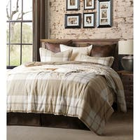 HiEnd Accents Wilson 3 Piece Comforter Set, Full