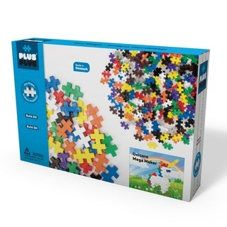 Link to Plus-Plus - Mega Maker Unicorn Assortment Building Set Similar Items in Building Blocks & Sets