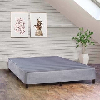 Onetan, 13-Inch Platform Bed For Mattress, Eliminate Need For Box Spring And Bed Frame.