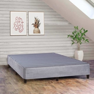 ONETAN, Box sping/Foundation Platform Bed For Mattress, Comes With Legs