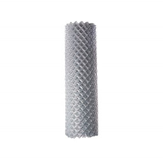 Link to ALEKO Galvanized Steel 6 X 50 Feet Chain Link Fence Fabric, 11.5-AW Gauge Similar Items in Yard Care